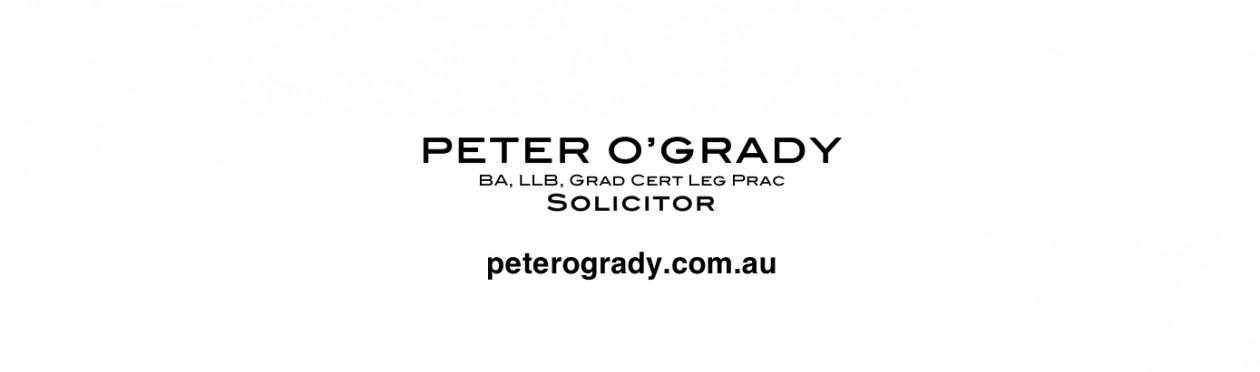 Peter O'Grady Solicitor