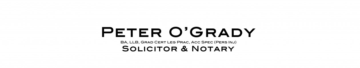 Peter O'Grady 1300 00 2088